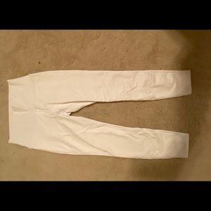 Lululemon white leggings